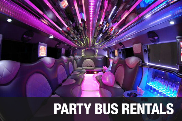 Party bus Rentals Fort Worth
